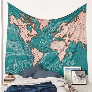 UO world map tapestry
